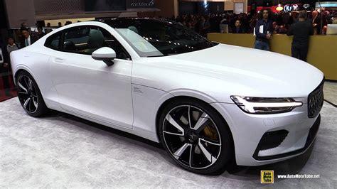 polestar  hp hybrid coupe exterior  interior