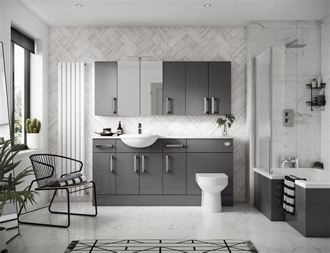 gray bathroom designs grey bathroom ideas for a chic and sophisticated look
