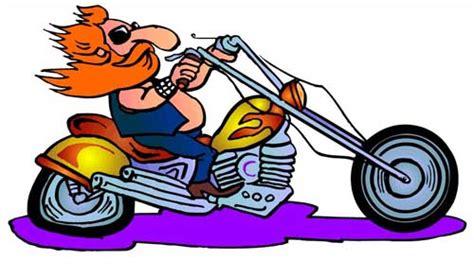 Funny Motorcycle Cartoons