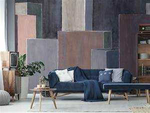 Tapeten Kombinationen Wohnzimmer : tapeten f r wohnzimmer 30 ausgefallene designs in diversen farben ~ A.2002-acura-tl-radio.info Haus und Dekorationen