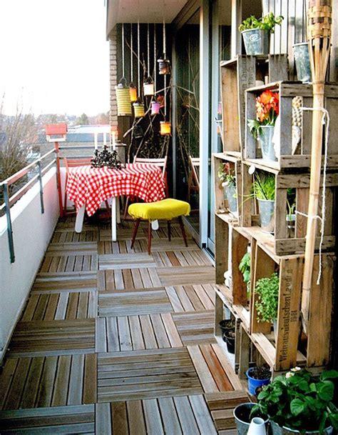 15 Idées Pour Mettre Son Balcon Au Vert  Elle Décoration