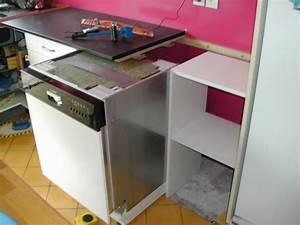 Plan De Travail En Palette : fabriquer un plan de travail en bois bricolage diy fabriquer son tabli en bastaing tape 2 le ~ Melissatoandfro.com Idées de Décoration