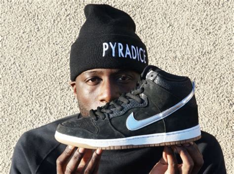 "Nigel Sylvester x Nike SB Dunk High ""S.O.M.P."" – Release ..."