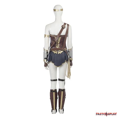 2017 Wonder Woman Cosplay Costumes