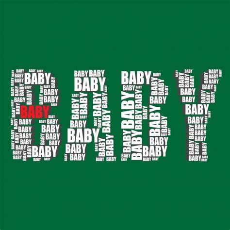 Large png 2400px small png 300px. The word baby — Stock Vector © Joingate #5941013