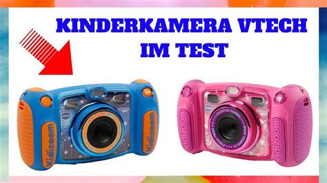 kinderkamera vtech kidizoom duo im test youtube