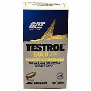 Gat Sport Testrol Gold Es  60 Tablets