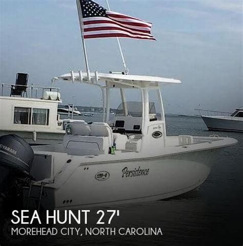 Sea Hunt Boat Issues by Sea Hunt Gamefish 27 Boats For Sale