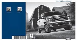 2013 Ford F 150 Lariat Owners Manual