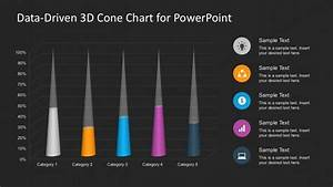 Free 3d Stacked Cone Diagram Powerpoint Graphics