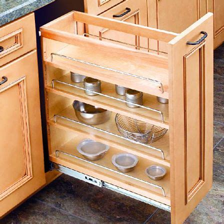 pull  spice rack base    atsuperiorcabinet cabinet accessories storage