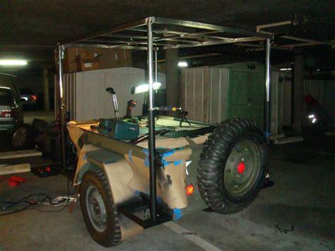 build a rack army my m416 trailer build ih8mud forum