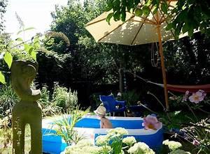 urlaub im garten ein perfekter sommertag ekulele With feuerstelle garten mit bewässerungssystem balkon urlaub