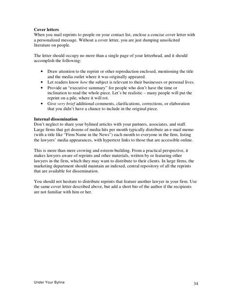 Cover Letter For Publication by Cover Letter Publishing Publication Mfacourses476 Web