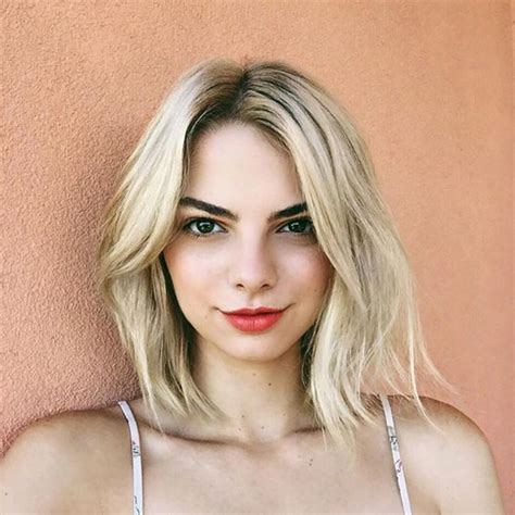 40 Coveted Lob Hairstyles All Women Must See   STYLE SKINNER