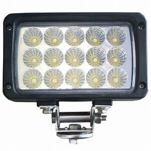 60w Led Working Light For Jeep  Cree Leds  Led Driving
