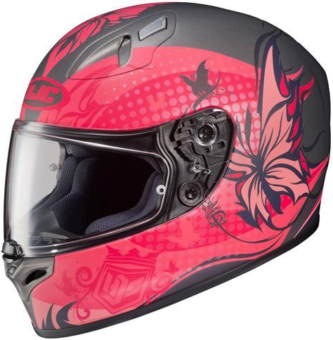 ladies motorcycle helmet 134 29 hjc womens fg 17 fg17 flutura full face helmet 198812