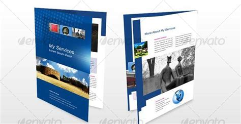 4 Sided Brochure Template by 50 Business Brochure Templates Template Idesignow