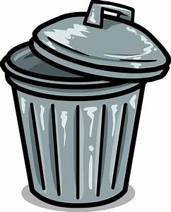 picture, of, a, trash, can