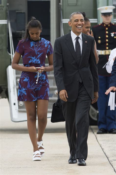 Sasha And Malia Obama's Style Evolution