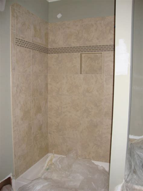 accent tile in shower 30 ideas of mosaic tile accents in a bathroom