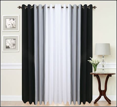 Black And Grey Curtains by Black And Grey Curtains 90 215 90 Curtains Home Design