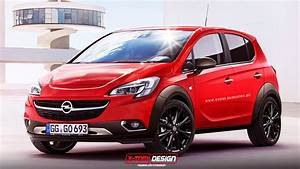 Opel Corsa Neuwagen : 2015 opel corsa rocks rendering autoevolution ~ Kayakingforconservation.com Haus und Dekorationen