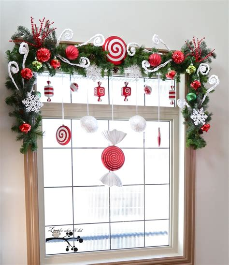 great ideas  christmas window decor  home decor