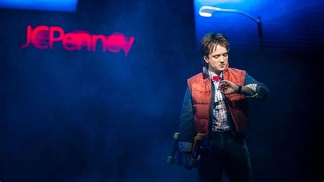 Back to the future is a breathtaking musical experience which firmly ensures the legacy of this iconic movie is in safe hands with a new digital generation of theatregoers. First Look: Back To The Future The Musical - Theatre Weekly
