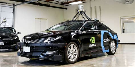 NVIDIA, ZF and Baidu Launch Industry's First AI Autonomous ...