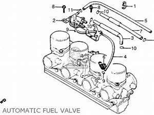 honda cb750c 750 custom 1981 b usa parts list With 1981 honda cb750c wiring diagram