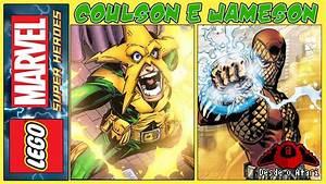 Lego Marvel Super Heroes   Desbloquear Electro e Shocker ...