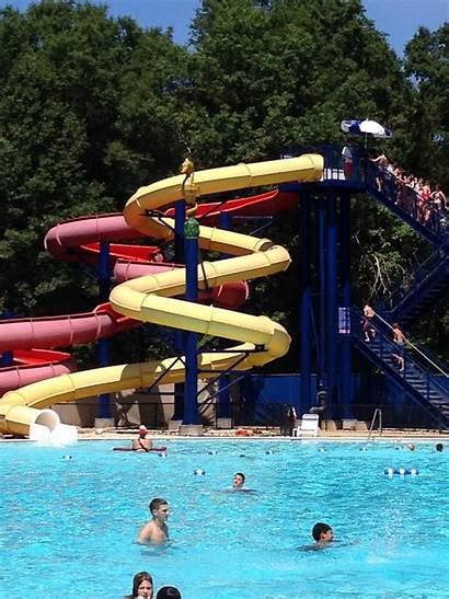 Atlantis Waterpark Bull Run Pool Centreville Fun