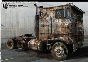 Concept Art from Age of Extinction - Transformers