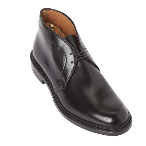 tanker bootchocolate brown sueded5912c alden shoes avenue new york