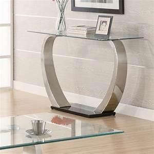 Modern Metal Sofa Table Console Sofa Tables