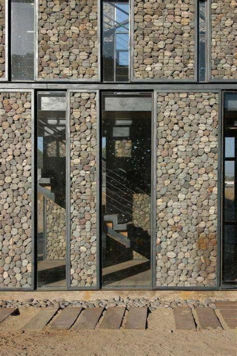 Beton Küche Selber Bauen by Diy Trockenmauer Gabionen Steinwand Selber Bauen Ohne