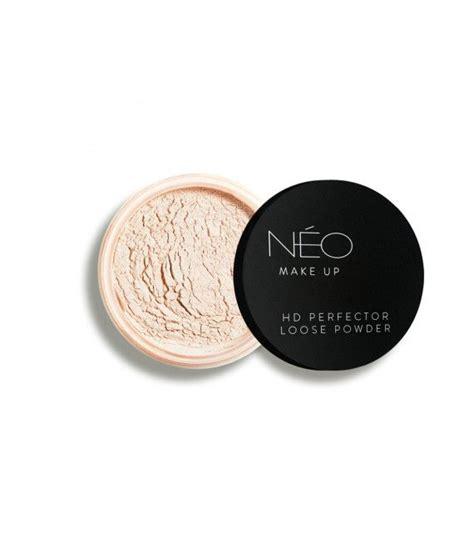 neo hd perfector loose powder twarz naturalny