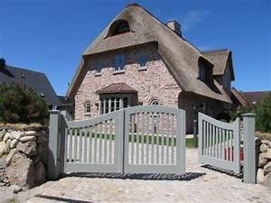 Gartenpforten Aus Holz : sylter friesentor holz ~ Sanjose-hotels-ca.com Haus und Dekorationen