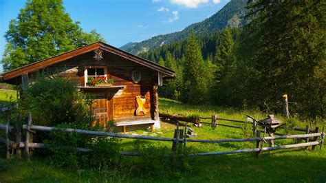 cabin in the mountains rustic cabin in the mountains hd desktop wallpaper hd