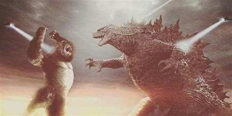rumor godzilla  kong fighting game   revealed
