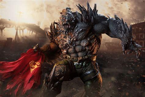 sideshow doomsday statue revealed