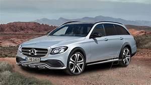 Mercedes E Class : mercedes e class all terrain speculatively rendered ~ Medecine-chirurgie-esthetiques.com Avis de Voitures