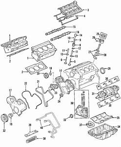 Engine Parts For 2003 Saturn Vue
