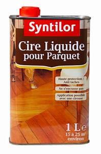 Cire liquide pour parquet incolore la boutique du bois for Cire teintée pour parquet