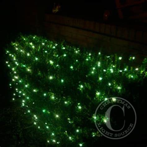 green net lights green wire