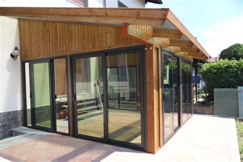 copertura veranda gallery strutturedoro