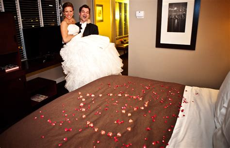 How To Make The Most Out Of The Wedding Night