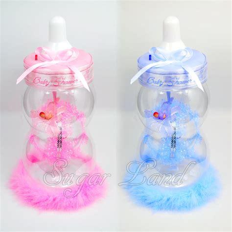 baby shower centerpiece ideas baby shower table centerpiece jumbo bottle favors boy