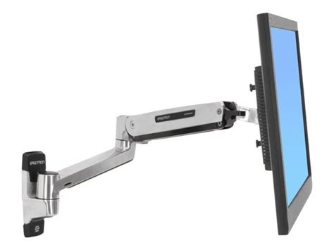 Ergotron Lx Desk Mount Lcd Arm by Ergotron Lx Sit Stand Wall Mount Lcd Arm